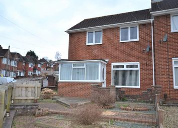 Thumbnail 2 bed semi-detached house for sale in Broadway, Exeter