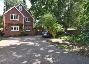 Thumbnail 5 bed detached house for sale in The Crescent, Farnborough, Hampshire