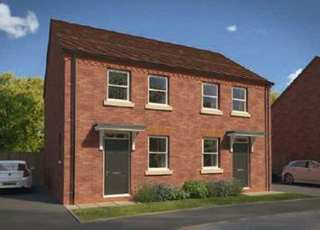 Thumbnail 2 bed semi-detached house for sale in Plot 65 Post Office Lane, Kempsey, Worcester