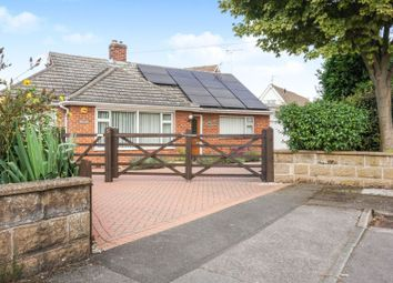 Thumbnail 2 bed detached bungalow for sale in Melvyn Drive, Nottingham