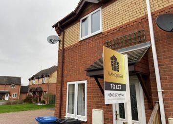2 bed semi-detached house to rent in Hucklow Court, Oakwood DE21