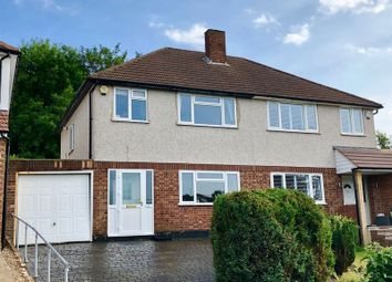 Thumbnail 3 bed semi-detached house for sale in Love Lane, Bexley