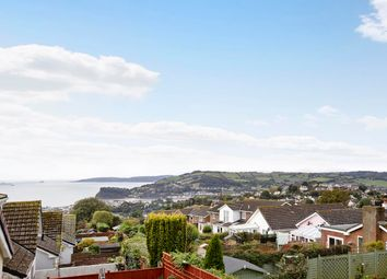 Thumbnail 3 bed detached bungalow for sale in Charlemont Road, Teignmouth