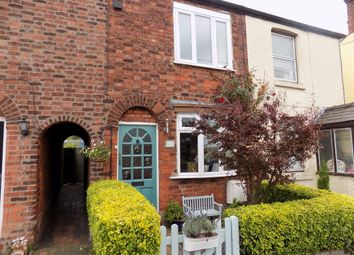 Thumbnail 2 bed cottage for sale in Main Road, Moulton, Northwich