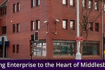 Thumbnail Serviced office to let in 202-206 Linthorpe Road, Middlesbrough