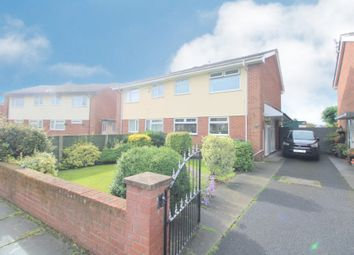 Thumbnail Semi-detached house for sale in Edgemoor Drive, Crosby, Liverpool