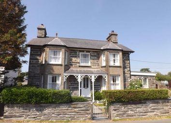 Thumbnail 4 bed detached house for sale in Glanllyn, Ynys, Talsarnau, Gwynedd