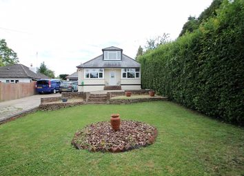 Thumbnail 4 bed detached bungalow to rent in Amersham Road, Hazlemere, High Wycombe