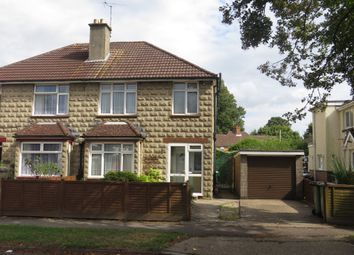 Thumbnail 3 bed semi-detached house for sale in Ruskin Road, Eastleigh