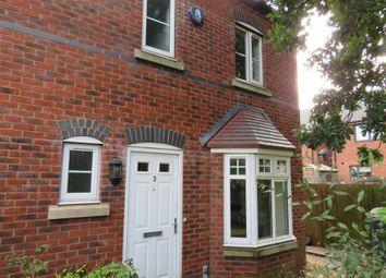 Thumbnail 4 bed town house for sale in Parklands Avenue, Handsworth, Birmingham