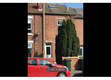 Thumbnail 3 bed terraced house to rent in Wood Lane, Rotherham