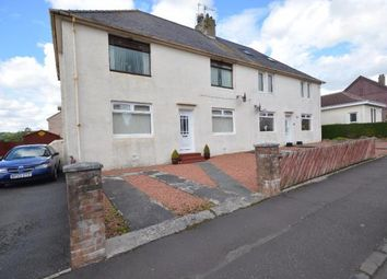 Thumbnail 2 bed flat for sale in Maxwood Road, Galston