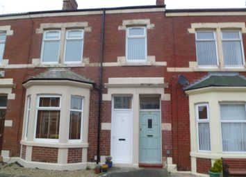 Thumbnail 3 bed flat to rent in Naters Street, Whitley Bay