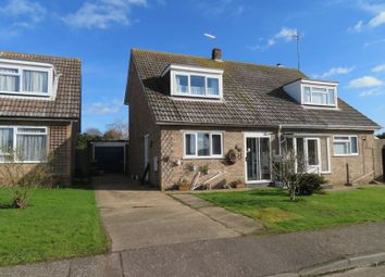 Thumbnail 2 bed semi-detached house for sale in Queen Anne Road, West Mersea, Colchester