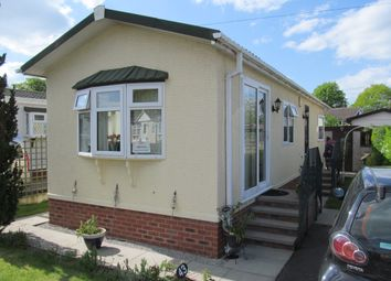 Thumbnail 2 bed mobile/park home for sale in Mount Pleasant Park (Ref 5359), Goostrey, Crewe, Cheshire