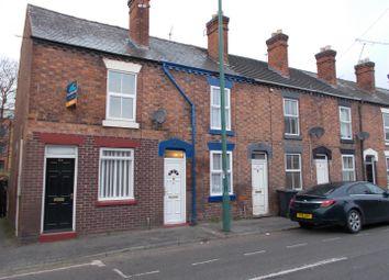 Thumbnail 2 bedroom terraced house for sale in Ellesmere Road, Shrewsbury