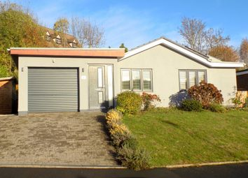 Thumbnail 3 bed detached bungalow for sale in Brookfield Road, East Budleigh, Budleigh Salterton, Devon