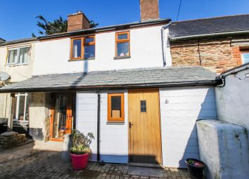 Thumbnail 3 bed terraced house for sale in Combe Martin, Ilfracombe