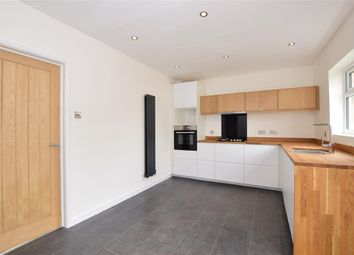 Thumbnail 3 bed semi-detached house for sale in Fleet Road, Rochester, Kent