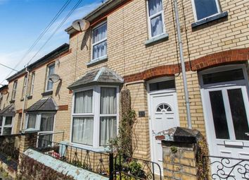 Thumbnail 2 bedroom terraced house for sale in Clifton Street, Bideford