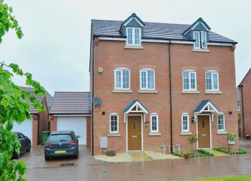 Thumbnail 4 bed semi-detached house for sale in Beauty Bank, Evesham