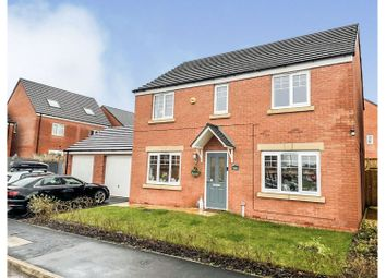 4 bed detached house for sale in Philip Clarke Drive, Stoke-On-Trent ST4
