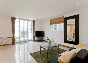 Thumbnail 1 bed flat to rent in Lanson Building, Chelsea Bridge Wharf, London