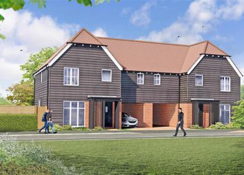 Thumbnail 3 bed link-detached house for sale in Peters Village, Hall Road, Evabourne, Wouldham, Rochester, Kent