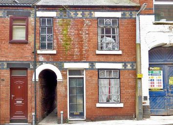 Thumbnail 3 bedroom terraced house for sale in Wood Street, Ilkeston