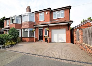 Thumbnail 4 bed semi-detached house for sale in Lyndale Avenue, Swinton, Manchester