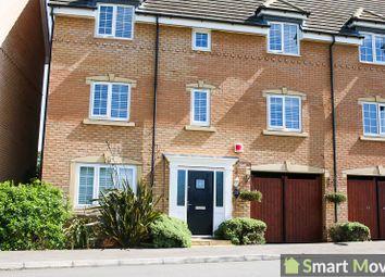 Thumbnail 4 bedroom semi-detached house to rent in Skye Close, Alwalton, Peterborough, Cambridgeshire.