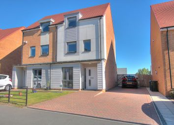 Thumbnail 4 bed town house for sale in Bellshiel Grove, Newcastle Upon Tyne