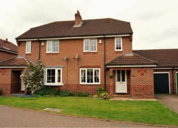 Thumbnail 3 bed semi-detached house for sale in Wheelwright Close, York