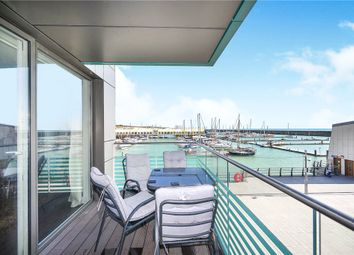 Thumbnail 2 bed flat for sale in Sirius, 6 The Boardwalk, Brighton