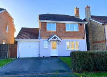 Thumbnail 4 bed detached house for sale in Wheelwright Close, Eastbourne
