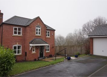 Thumbnail 4 bed detached house for sale in Hutchinson Close, Manchester