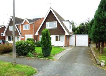 Thumbnail 3 bed bungalow for sale in Belgrave Avenue, Alsager, Stoke-On-Trent, Cheshire