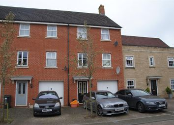 Thumbnail 3 bed town house to rent in Prospero Way, Swindon