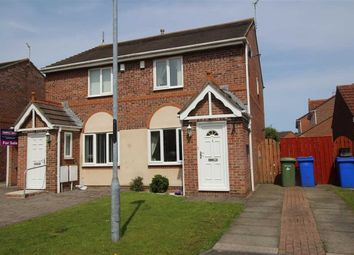 Thumbnail Semi-detached house for sale in Fulbrook Close, Hartford Grange, Cramlington