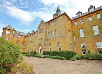 Thumbnail 3 bed flat for sale in Florence Court, Florence Way, Knaphill, Surrey