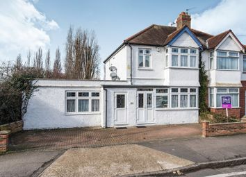 Thumbnail 4 bed semi-detached house for sale in Helen Avenue, Feltham