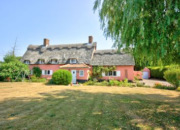 Thumbnail 3 bed cottage for sale in School Road, Brisley, Dereham