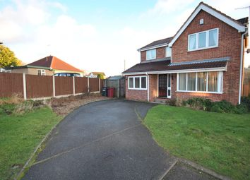 Thumbnail 4 bed detached house to rent in Rother Croft, New Tupton, Chesterfield