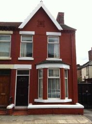 Thumbnail 3 bed end terrace house for sale in Gwenfron Road, Kensington, Liverpool