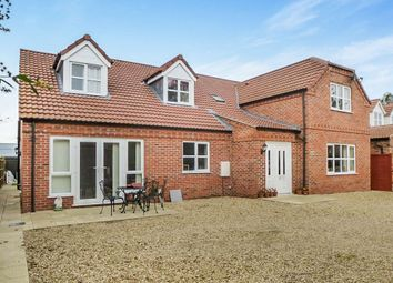 Thumbnail 6 bed detached house for sale in Main Road, Parson Drove, Wisbech