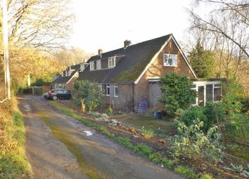 Thumbnail 5 bed bungalow for sale in Malthouse Lane, Peasmarsh, Rye, East Sussex