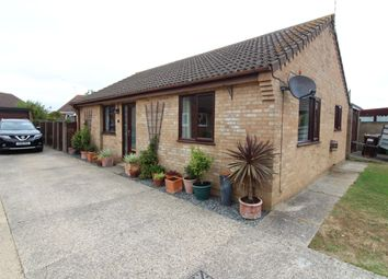 Thumbnail 3 bed detached bungalow for sale in Waterland Close, Caister-On-Sea, Great Yarmouth
