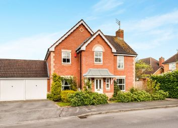Thumbnail 4 bedroom detached house for sale in Cranborne Chase, Swindon