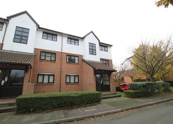 Thumbnail 1 bed flat to rent in Cooper Close, Greenhithe