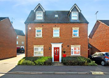 Monarch Drive, Kemsley, Sittingbourne ME10. 5 bed detached house